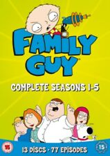 I GRIFFIN (Family Guy) Stagioni 1 to 5 DVD NUOVO DVD (5092001000)