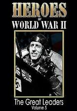 Heroes of SECONDA GUERRA MONDIALE - Volume 5 DVD NUOVO DVD (763459)