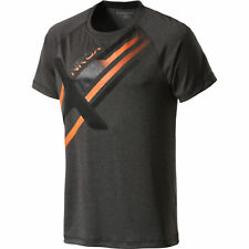 Energetics homme fitness course à pied T-shirt fonctionnel Mallory anthracite