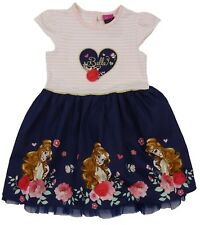 Vestido de verano Belle Beauty and the Beast Disney Princess Vestido De Fiesta