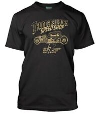 AC/DC inspired THUNDERSTRUCK Speed Shop, Uomini T-Shirt