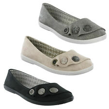 Blowfish Gayls Flats Womens Memory Foam Pumps Comfort Plimsolls Casual Shoes