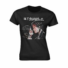 New Official MY CHEMICAL ROMANCE - THREE CHEERS Girlie T-Shirt