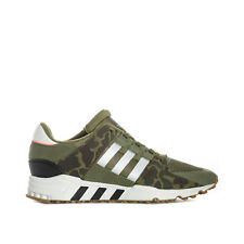 Mens adidas Originals Eqt Rf Support Trainers In Green From Get The Label