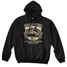 ZZ Top Deguello Hot Rods Billy Gibbons inspired, Sudadera con capucha