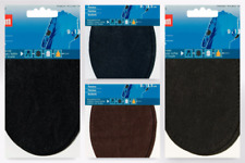 Prym Sew On Imitation Nappa Leather Elbow & Knee Patches - per pack of 2 ...