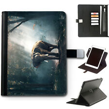 ELEPHANT IPAD CASE LEATHER 360 SWIVEL WALLET CASE TABLET COVER FOR APPLE I PAD