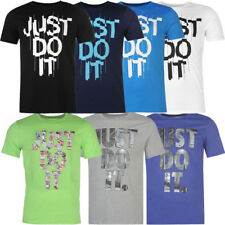 NIKE Herren T-Shirt Just Do It Gr. S M L XL XXL Shirt Fitness Sport Tee neu