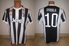Adidas Dybala Juventus Turin Juve Fußball Home Coppa/Scudetto Trikot  Gr. L