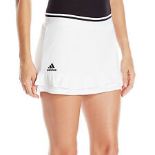 adidas Uncontrol Climachill Women's Tennis Skort Gym Sport Fitness Skirt White