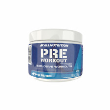 Anabolic Pump Pre Workout Booster mit Citrulin Malat, Arginin AAKG Guarana