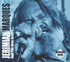 Marques jerimiah E THE BLUE - Winning Hand NUOVO CD