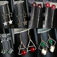 Tassel Star Bee Flower Ear Stud Drop/Dangle Earrings Women Jewellery Spring Gift