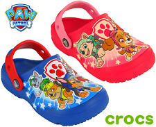 Crocs Paw Patrol Kids Clogs 2018 Sandals Funlab Summer Lightweight Slip On Shoes
