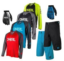 Oneal MTB Downhill Element Cargo Mountainbike DH Combo Shirt Short Handschuhe