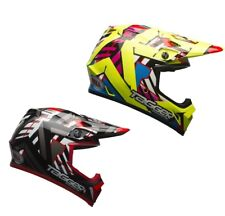 Bell MX-9 Mips Crosshelm Motocross Enduro MX Helm Double Trouble