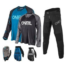 oneal MTB DOWNHILL LEGACY FREERIDE mountainbike DH Combinato shirt pantaloni