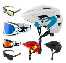 oneal MTB DeFender 2.0 Solid Casco Combinato TWO-X Occhiali DH DOWNHILL DA SOLE