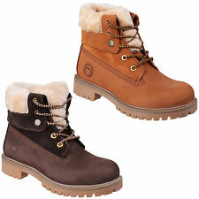 Cotswold arlingham impermeables para mujer botines con cordones uk3-8