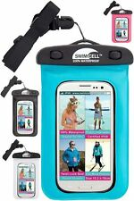 swimcell impermeabile custodia cellulare SOTT'ACQUA PER IPHONE SAMSUNG da nuoto