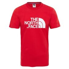 The North Face T-SHIRT EASY TEE THYME T92TX34BW Rosso mod. T92TX34BW
