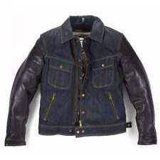 Blouson moto Helstons CANNONBALL Textile/Cuir   NEUF