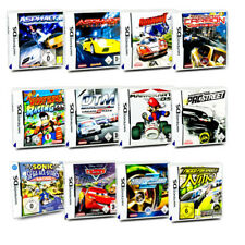 DS JUEGO CARRERAS Cars DIDDY KONG DTM Mario Kart NFS CARBON Undercover