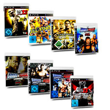 PS3 Wrestling Spiel WWE 2K14 2K15 Legends of Wrestlemania Smackdown vs. Raw