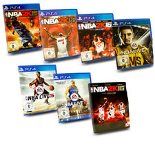 PS4 Basketballspiel NBA 2K14 2K15 2K16 2K17 NBA Live 15 15 16