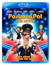 Postman Pat - THE MOVIE BLU-RAY NUOVO Blu-Ray (lgb95139)