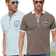 Nebulus POLO VITO - colletto alto, Camicia [T569]