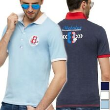Nebulus POLO AL MARE - colletto alto, Camicia [T562]