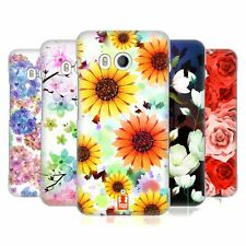 HEAD CASE DESIGNS GLAMOROUS BLOOMS HARD BACK CASE FOR HTC PHONES 1
