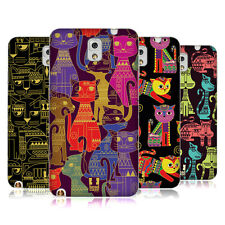 HEAD CASE DESIGNS AZTEC CATS PATTERN SOFT GEL CASE FOR SAMSUNG PHONES 2