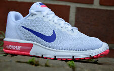 Nike Air Max Sequent 2 Zapatos Mujer ZAPATILLAS DEPORTIVAS fitnesschuhe blanco