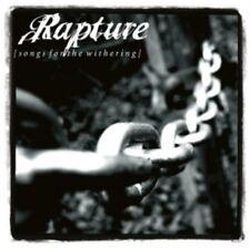 Rapture - Songs For The Withering Nuevo Cd Digi