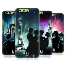 HEAD CASE DESIGNS LOVERS AVENUE HARD BACK CASE FOR HUAWEI PHONES 1
