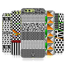 HEAD CASE DESIGNS MIXED MONO PRINTS HARD BACK CASE FOR HUAWEI PHONES 1