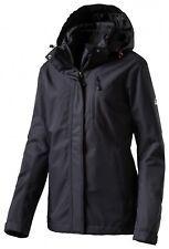 MCKINLEY Donna Escursionismo Casual Giacca doppia Cook Inlet II 3 1 GIACCA NERA