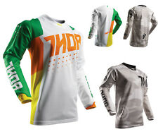 Thor Mx Jersey Impulsi Air U Mx Maglia per Motocross Enduro Mx Cross