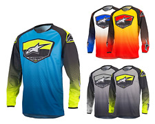 Alpinestars Racer Supermatic Jersey 2017 Cross Camiseta Motocross Mx Enduro