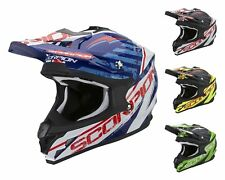 SCORPION VX-15 AIR Casco da cross Gamma Casco MX PER ENDURO MOTOCROSS QUAD