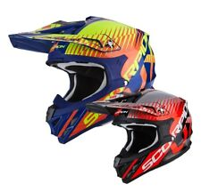 SCORPION VX-15 AIR MX Enduro casco da motocross casco da cross SIN