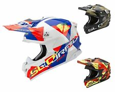 SCORPION VX-15 AIR CASCO DA CROSS AKRA Casco MX PER ENDURO MOTOCROSS QUAD