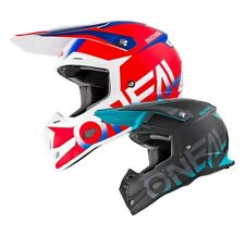 oneal Casco da cross 5Series BLOCCO MX motocross enduro atv quad CASCO