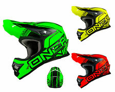 ONEAL 3Series Casco da cross Lizzy MX Enduro casco da motocross NEON