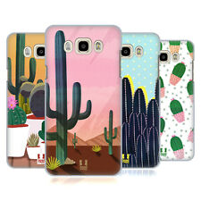 HEAD CASE DESIGNS CACTUS PRINTS HARD BACK CASE FOR SAMSUNG PHONES 3
