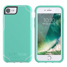 Griffin GB42770 Survivor Strong Case Cover for iPhone 8/7/6S/6-Mint/Apple White