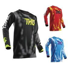 Thor Impulsi Air Radiate S8 Mx Jersey Enduro Motocross Shirt