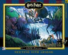 Harry Potter 1000 Piece Jigsaw Puzzle Dumbledores Aragog Dragon Game Toy